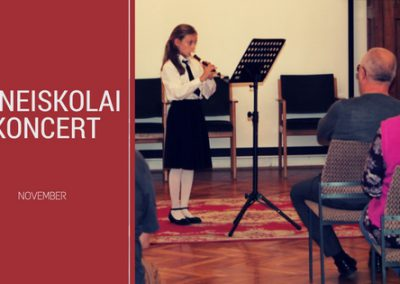 Zeneiskolaikoncert