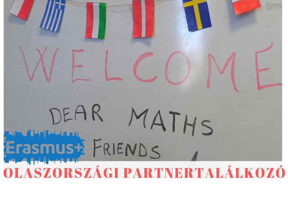 Olaszországi partnertalálkozó