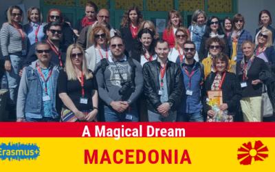 Képzés Macedóniában