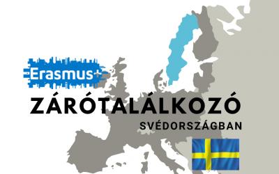Zárótalálkozó Svédországban