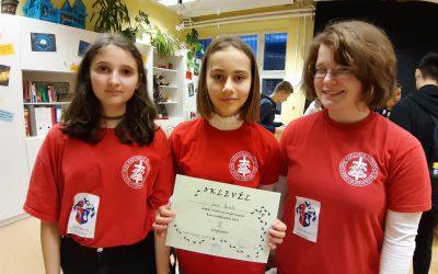 Balassi nyelvi versenyes sikerek