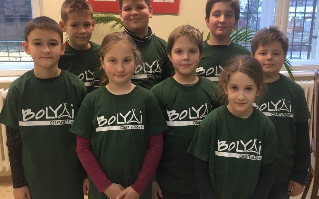 Bolyai csapatversenyek